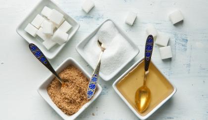 miele o zucchero