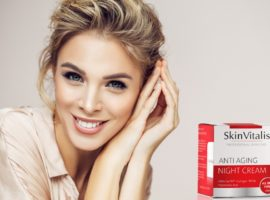 SkinVitalis crema anti-rughe efficace in 28 giorni prezzo, recensioni e dove trovarla